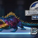 Jeu android jurassic world