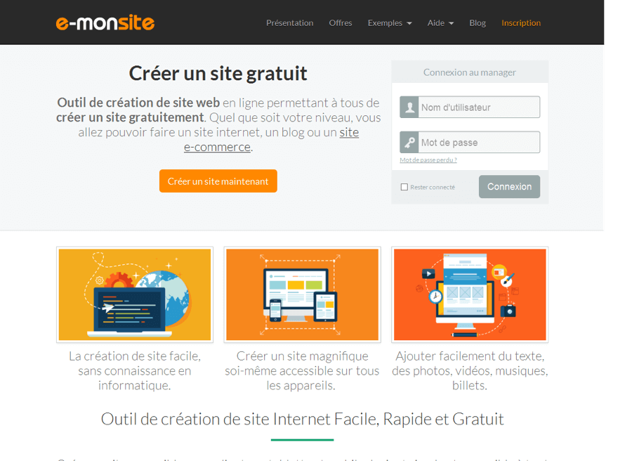 Creer un site web comparateur de prix