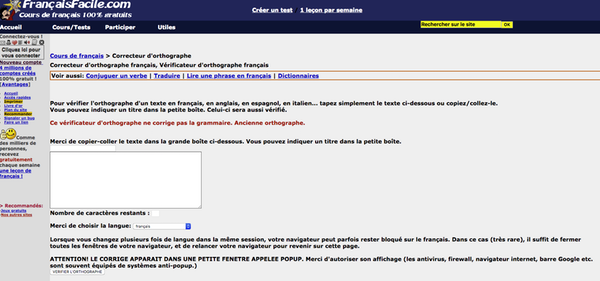 Cahier des charges site web mairie