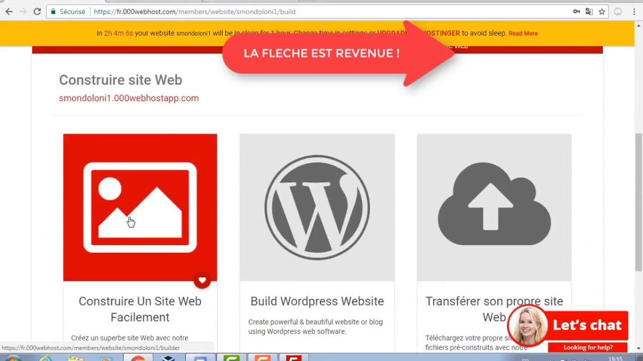 Comment heberger un site web jee